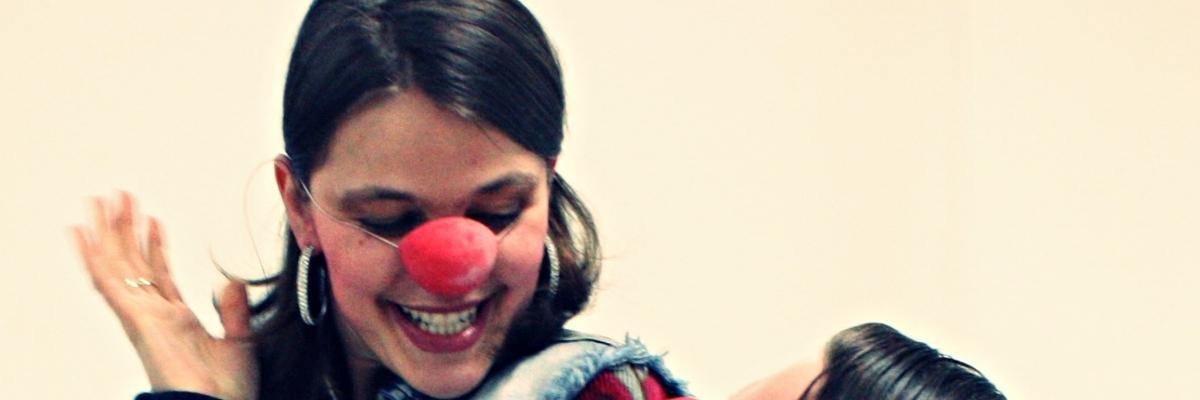 Die Geburt des Clowns
